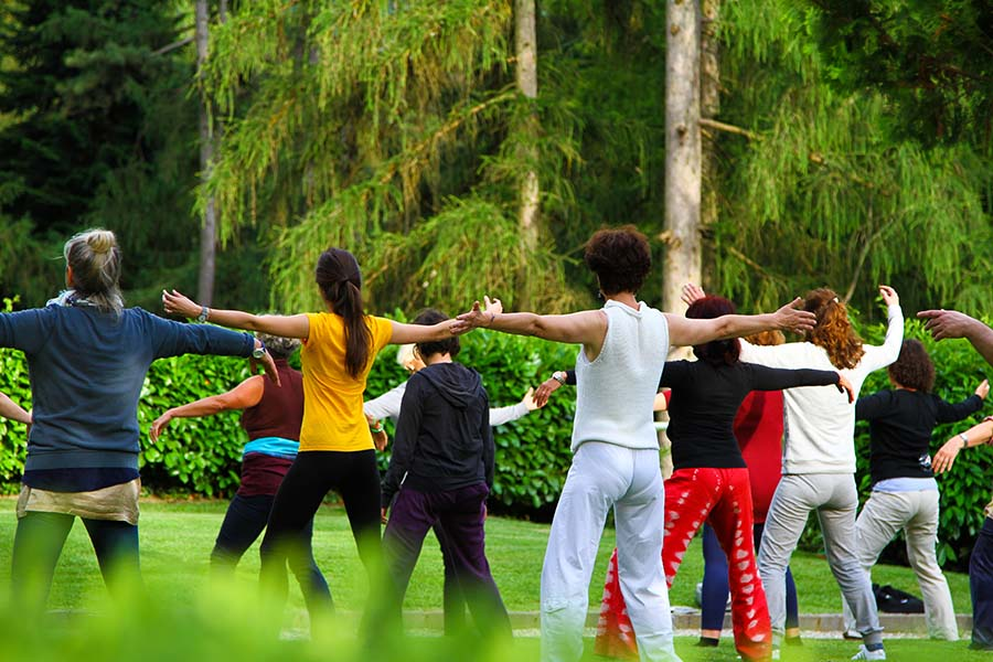 The Three Methods of Qigong