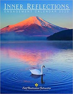 Inner Reflections 2020 Engagement Calendar Self Realization Fellowship
